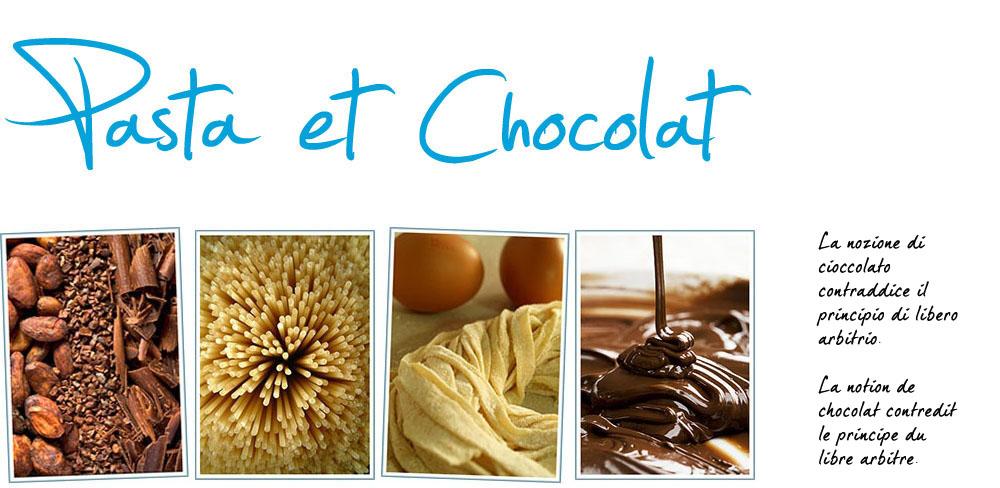 Pasta et Chocolat