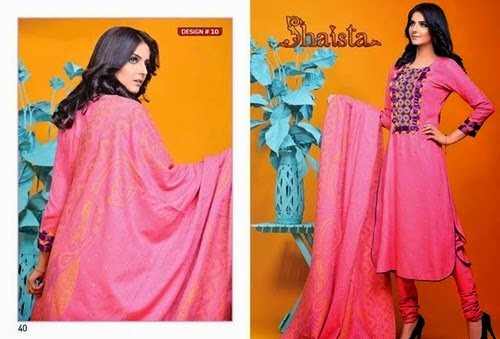 Shaista Cut Works Fall/Winter Collection