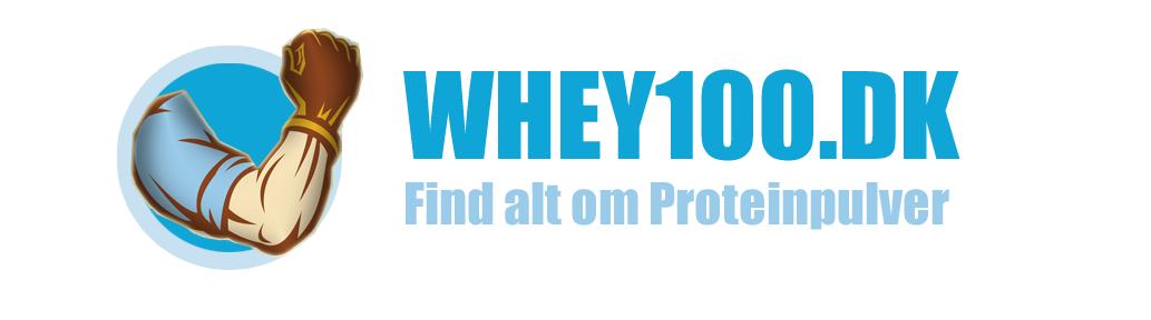 Whey100.dk - Find alt om Whey 100 proteinpulver, valleprotein. Why whey 100?