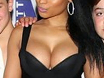 Nicki Minaj Bar Mitzvah boobs hot funny