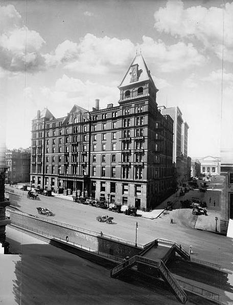 Daytonian In Manhattan The Lost 1884 Murray Hill Hotel