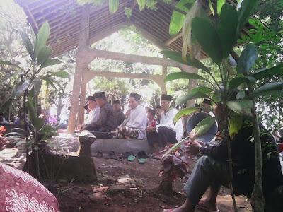 Nyadran di Dusun Gejiwan
