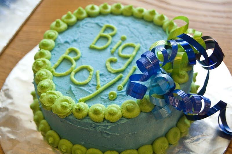 Ohh Baby Hamptons First Birthday Cake