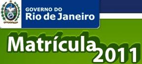 Matrícula Fácil Rio de Janeiro