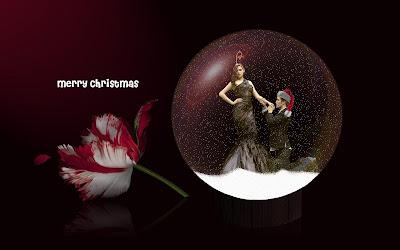 2011 Christmas Wallpaper for Desktop