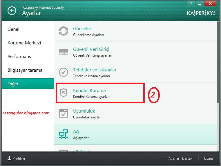 Kaspersky antivirus v7.0.0.125