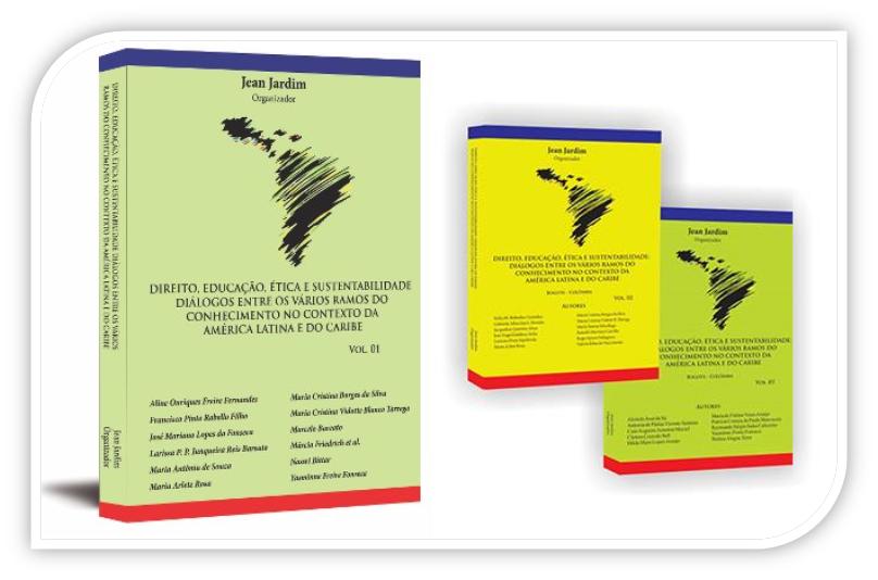 PROJETO EDITORIAL - III ECHTEC 2015 - Vol. 04 e Vol. 05