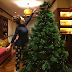 ميريام فارس تنشر صورها مع شجرة الكريسماس