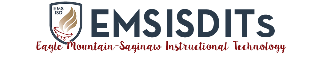 EMS ISD Instructional Technology