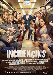 Incidencias (2015) Online