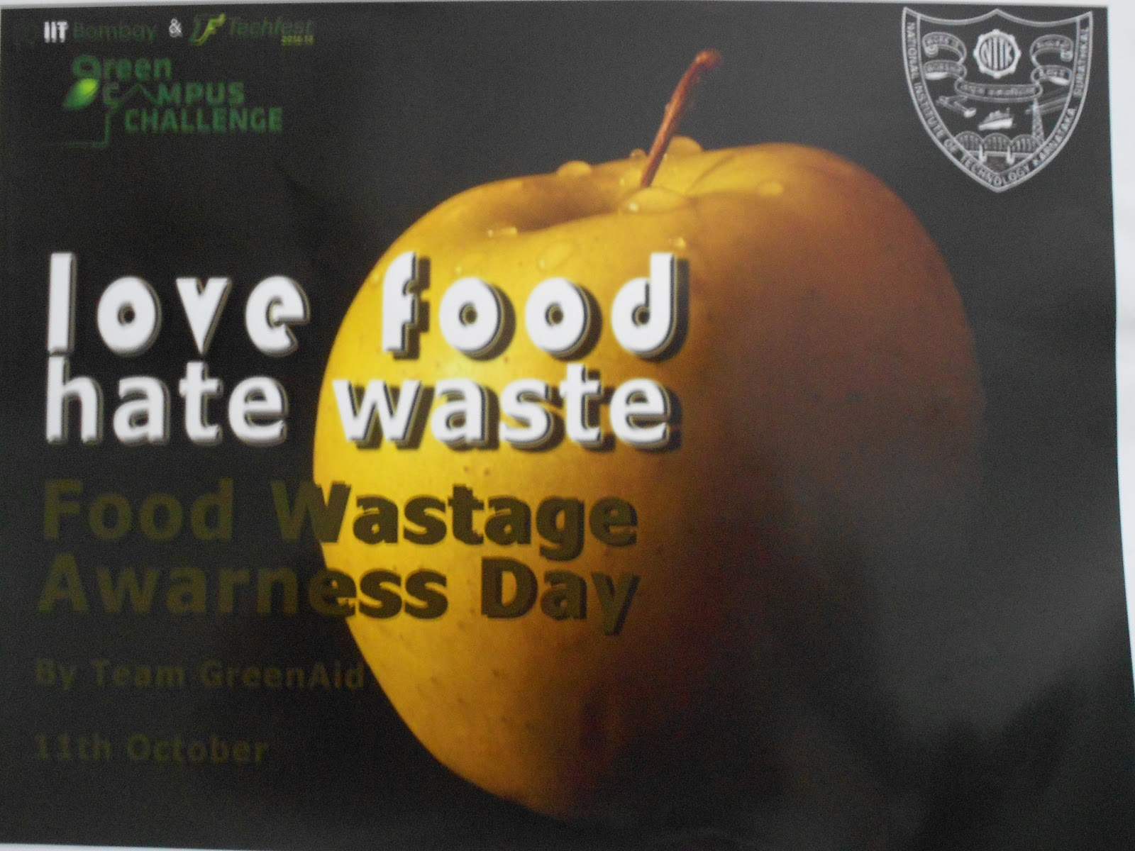 the issue and cause of food wastage Food waste in australia food wastage food insecurity is commonly considered an issue that only unless stated to be those of future directions international.