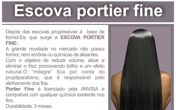 Escova Portier Fine
