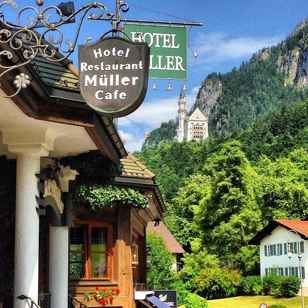List of Best Hotels , Hostels and Pension  near Neuschwanstein Castle