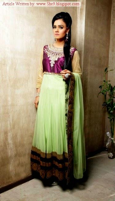 Sufiyana Designer Pakistani Dresses by Braahtii