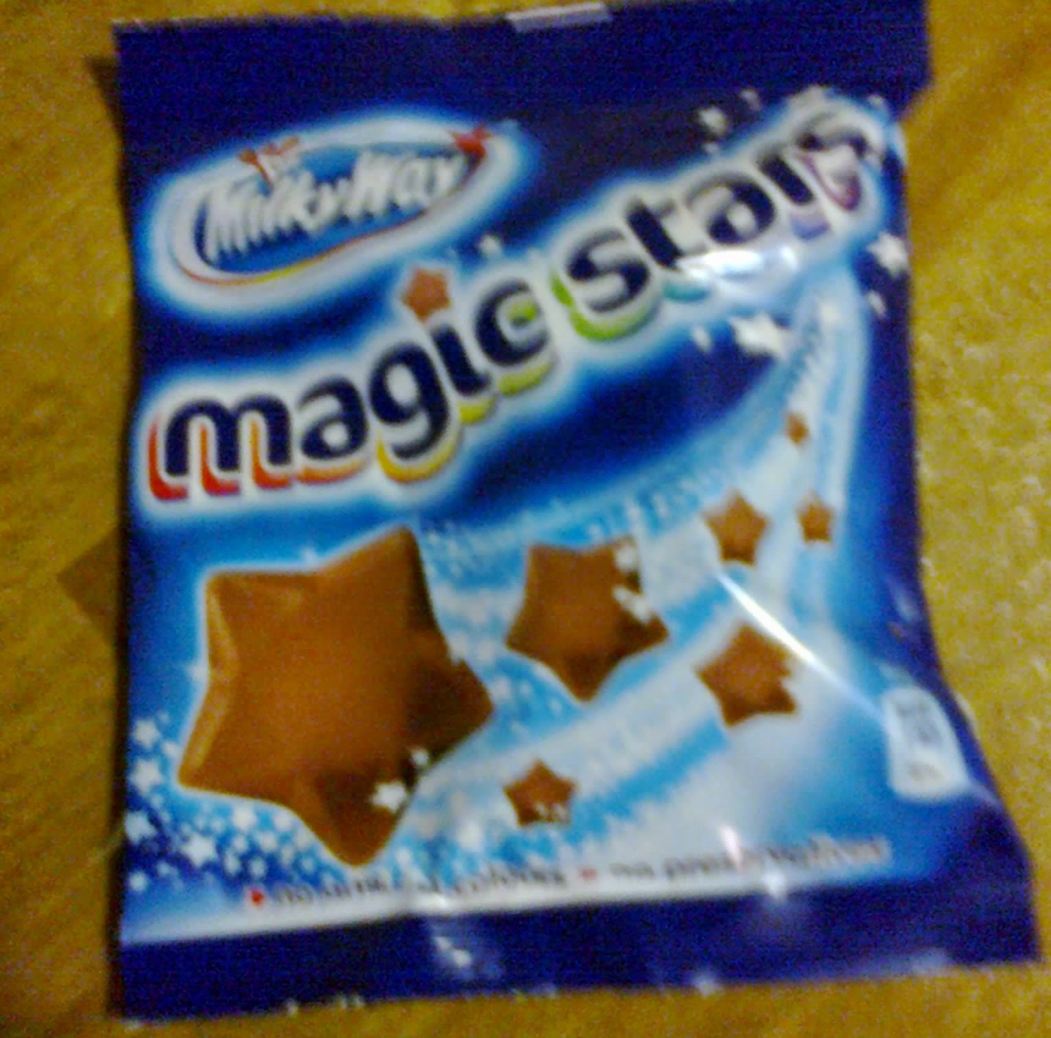 Magic Stars Milky Way