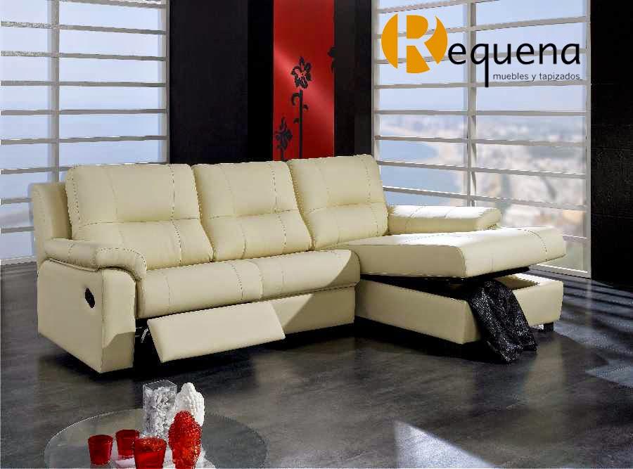 Muebles y tapizados requena sof o chaiselongue - Tapizados requena ...