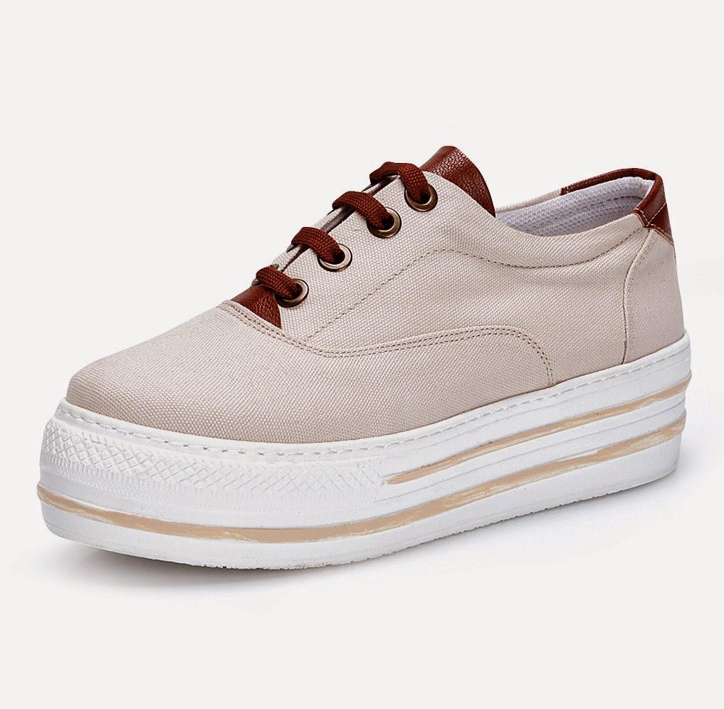 Yazlık Bez Spor Ayakkabı Modelleri