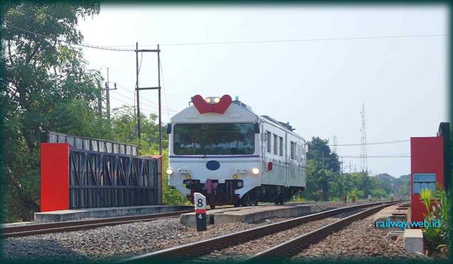 KLB Kereta Inspeksi Wijaya Kusuma