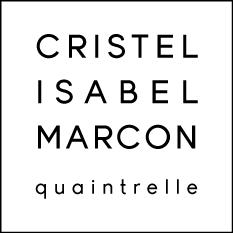 CRISTEL ISABEL MARCON ® • Quaintrelle