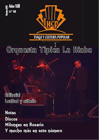 Tango y Cultura Popular N° 141