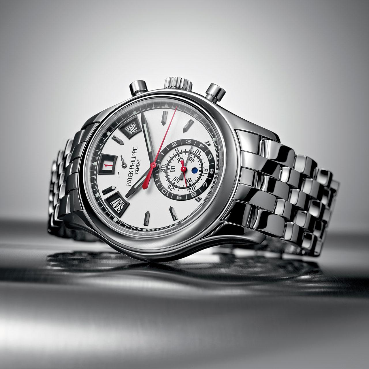 Patek Philippe Annual Calendar Chronograph Ref. 5960/1A-001 Automatic Watch