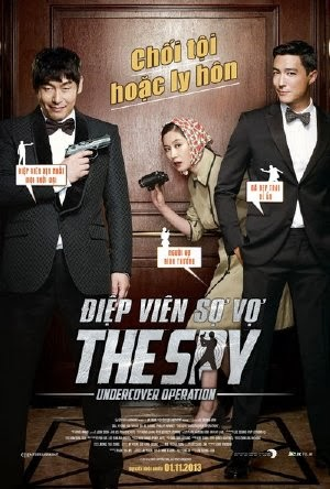 Điệp Viên Sợ Vợ | The Spy: Undercover Operation (2013)