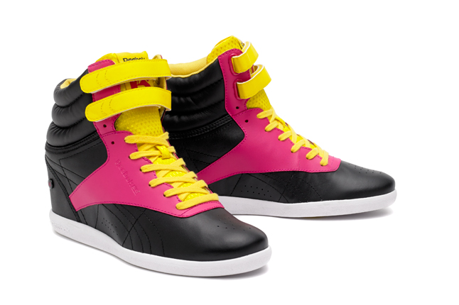 Alicia Keys X Reebok Ffreestyle Hi Wedge
