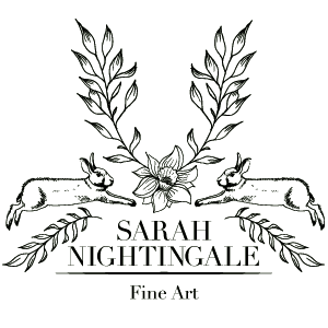Sarah Croft Nightingale Art
