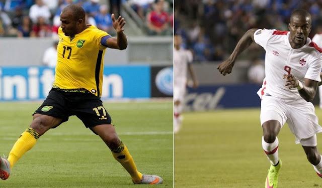 Jamaica vs Canada en vivo