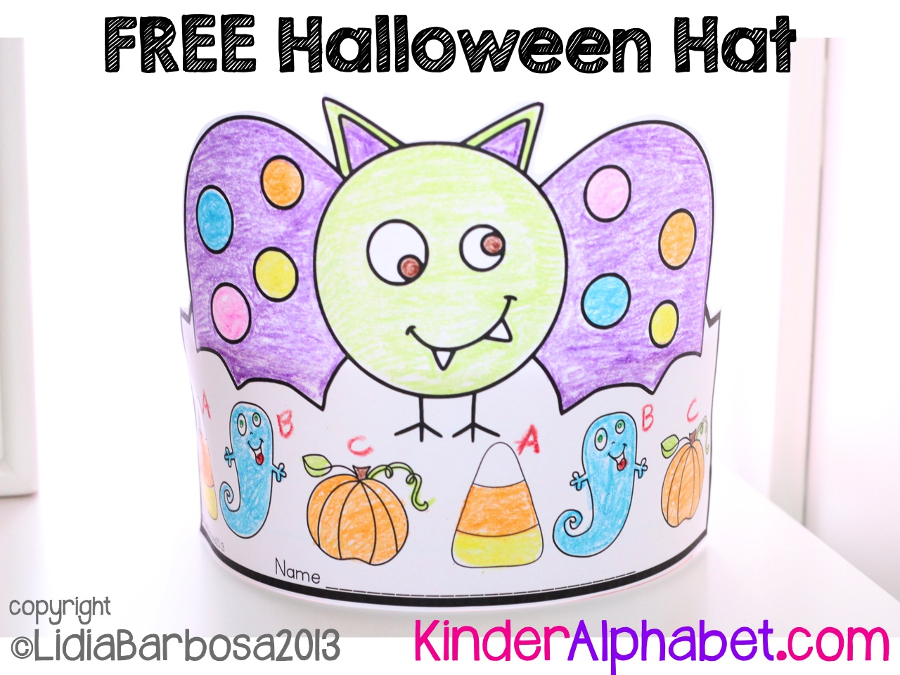 bilingual teacher clubhouse free halloween printable