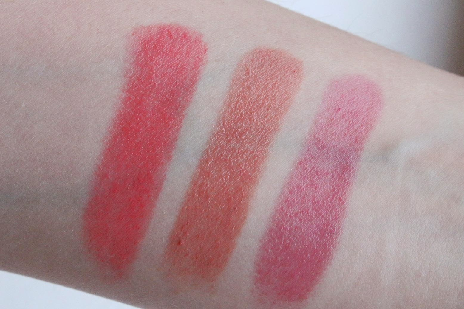 Estée Lauder Pure Color Envy Shine Lipsticks 130 Innocent 320 Surreal Sun 430 Pink Dragon