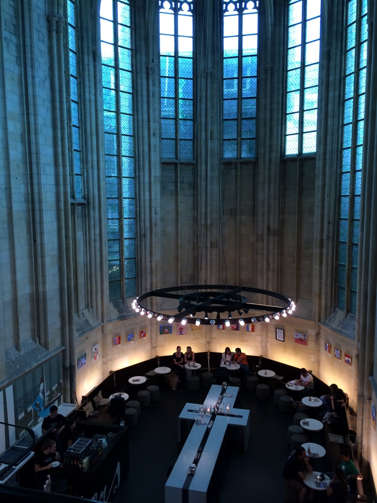 Maastricht, Sissi Boy, Mittwochs mag ich, mmi, Holland, Limburg, Kirche, Buchladen