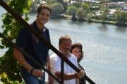 Familien-Weingut Reh Schleich/Mosel 8 Weissweine, 1 Rosé und 1 Winzer-Sekt