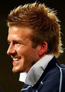 David Beckham Haircuts Hair Styles - Celebrity haircut Ideas for Men