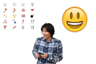 Shigetaka Kurita criador dos emojis