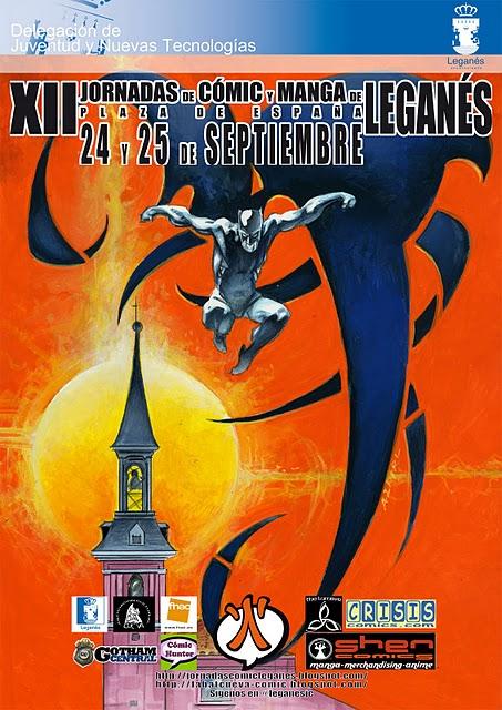 Jornadas del Cómic y Manga de Leganés