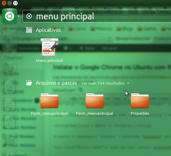 Editor de Menu Alacarte