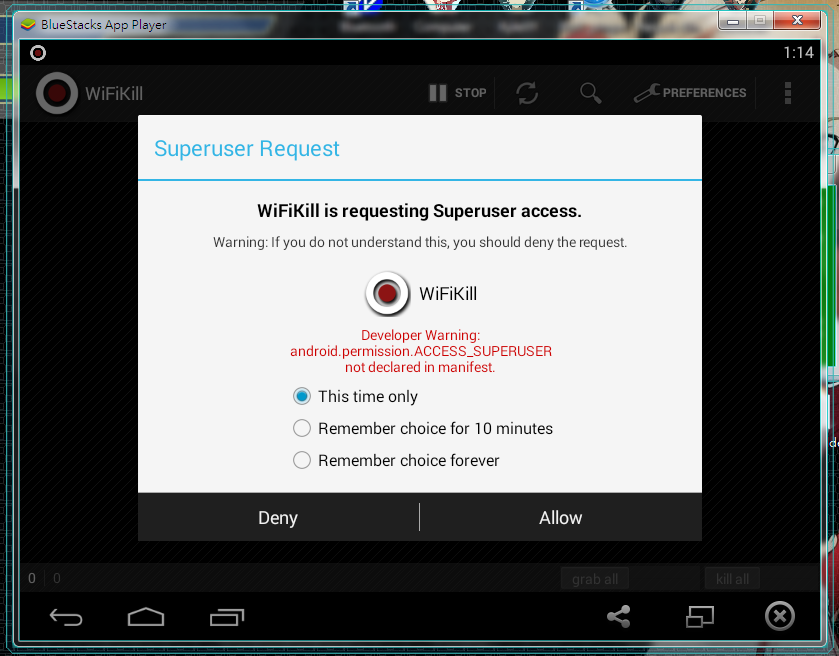WiFi Kill Pro (Rooted Android) - blogmytuts