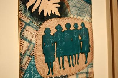 Lesley Patterson Marx artist ephemera printmaker