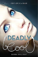 book cover of Deadly Cool by Gemma Halliday