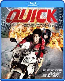 Quick 2011 Dual Audio Hindi Full Movie BluRay 720p