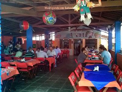 Restaurante A Lata: Ambiente