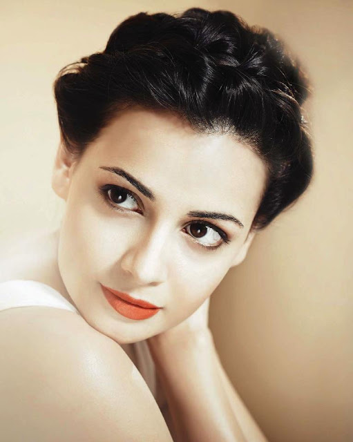 Dia Mirza looking hot on Hello! India Magazine - May 2013