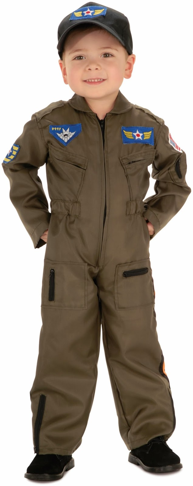 Air_Force_Officer_Costume_Kids