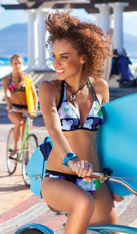 bikinis deportivos Decathlon