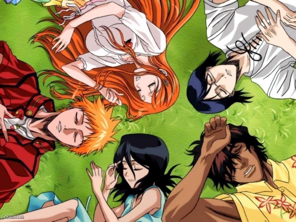 Bleach HD Anime Wallpapers