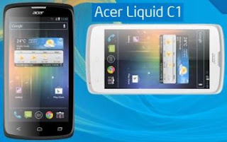 Acer Liquid C1 price in India pic