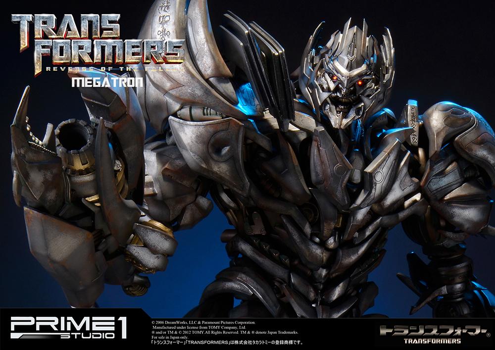 [Prime1Studio] Transformers: Revenge of The Fallen: Megatron Polystone Statue 1363962944_13