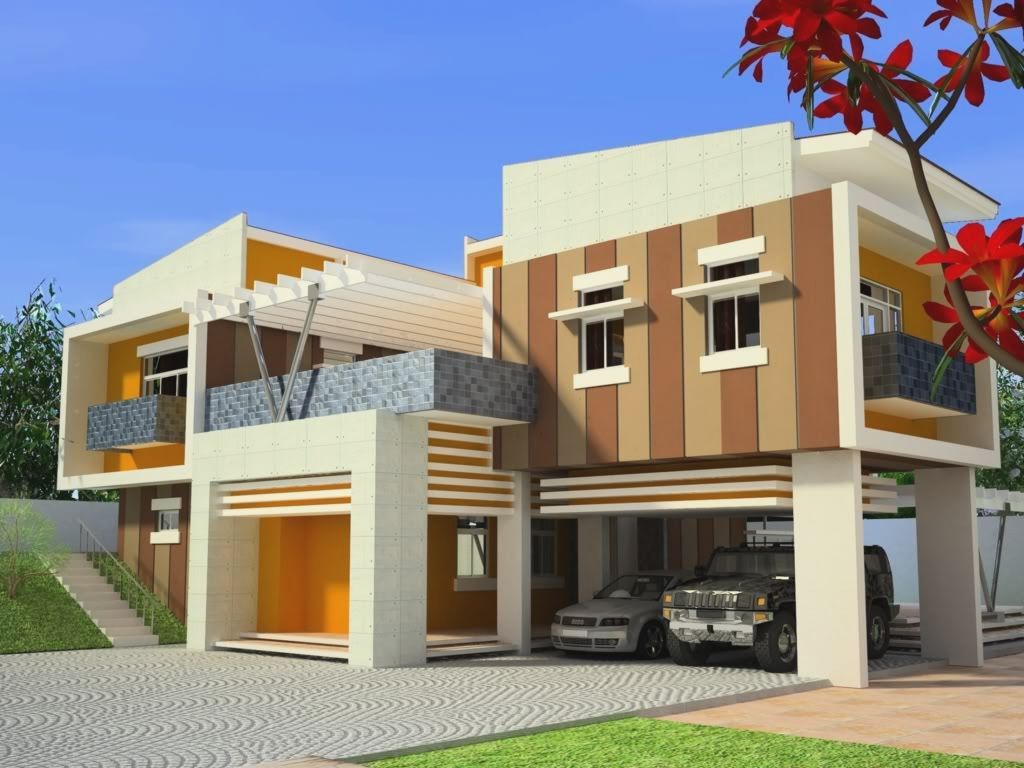 Exterior Paint Colour Combinations In India - Home Design ...