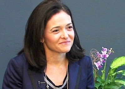 Sheryl Sandberg - Facebook's Highest-Paid Employee